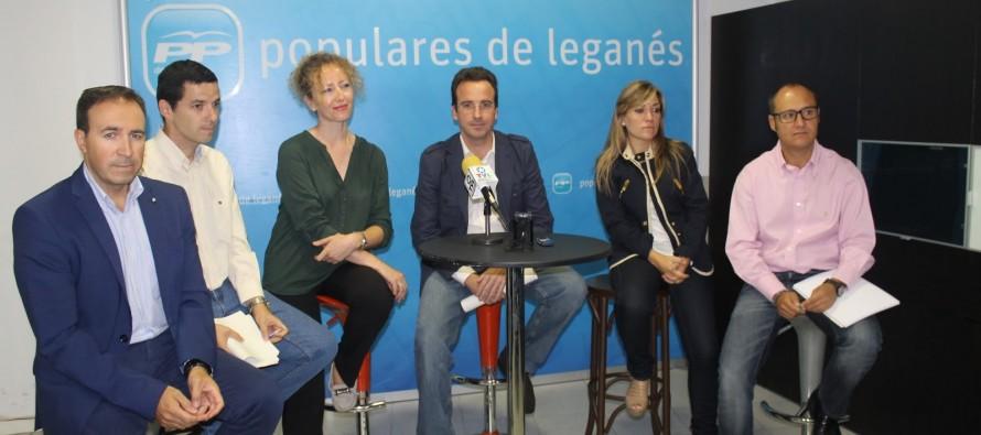 El PP presenta un proyecto de «Gobierno Alternativo » con propuestas e iniciativas