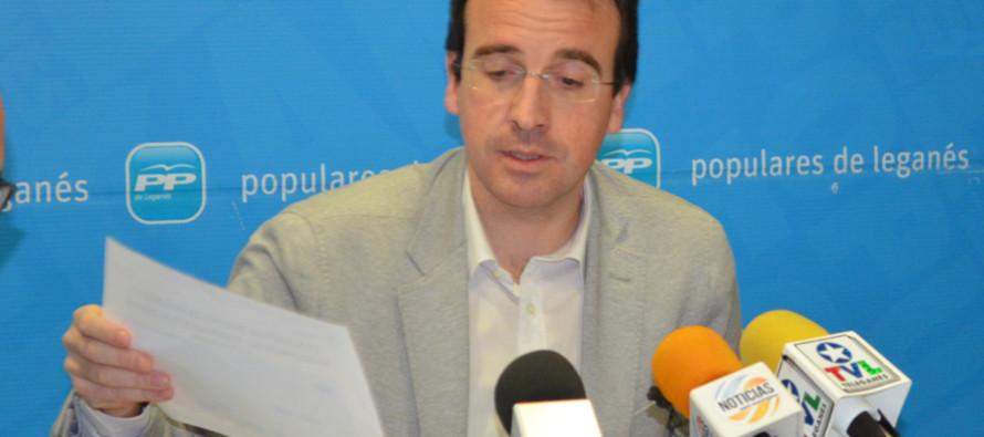 El Gobierno Alternativo del PP de Leganés toma la iniciativa ante la inacción del alcalde