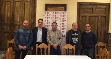 El Partido Popular se reúne con la asociación de hosteleros ACLHOS para estudiar posibles modificaciones a la ordenanza de Terrazas