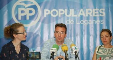 Propuestas del Partido Popular para un gobierno alternativo en la ciudad de Leganés