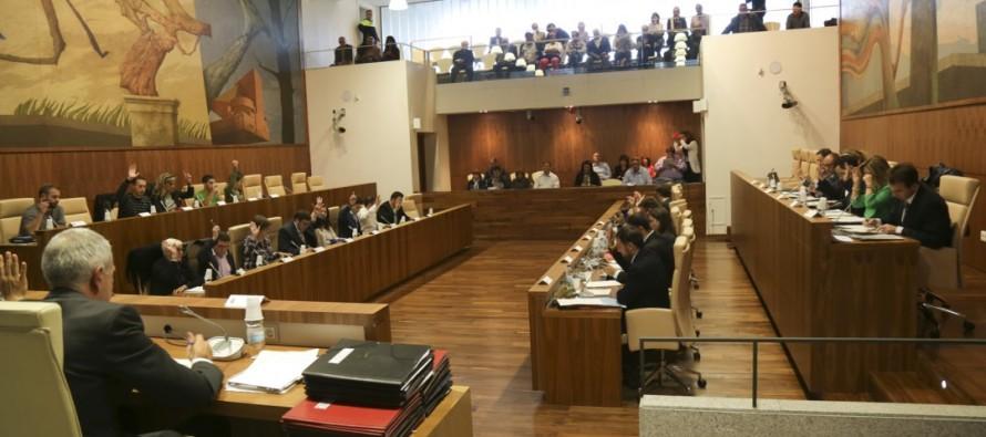 Orden del día del Pleno Ordinario del mes de Julio