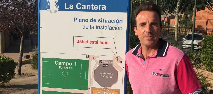 La parálisis del PSOE-IU obliga a suspender los entrenamientos en La Cantera y ponen en peligro la competición federada.