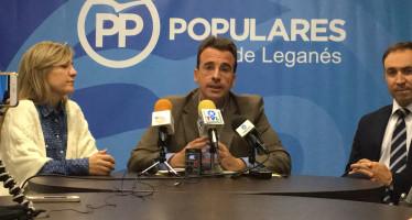 El PP lleva al Pleno las reparaciones de colegios públicos y actuaciones en Vírgenes, Descubridores y Escritores