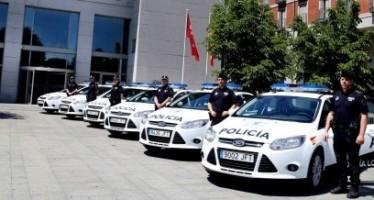 Recuenco cubrirá todas las vacantes en la plantilla de la Policía Local de Leganés