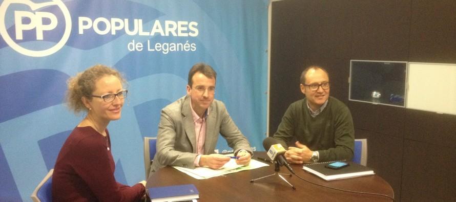 El PP lleva al Pleno iniciativas en Ciudad del Automóvil, Valdepelayos y en política educativa