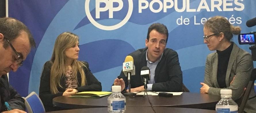 """Iniciativas del PP al pleno para el arreglo de la """"Plaza Blanca"""", del Colegio Víctor Pradera y en materia se seguridad"""