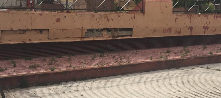 El PP pedirá en el Pleno la reparación del Paseo de la Solidaridad sobre el aparcamiento de la Cooperativa Nuestra Señora de Butarque