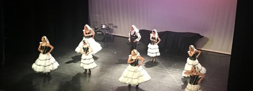 Gran éxito de la gala benéfica a favor de la Asociación Española  contra el Cáncer