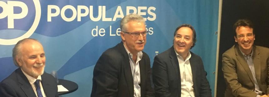 La sede del Partido Popular de Leganés se ha convertido en Escuela de Formación para Cargos Públicos del sur de Madrid