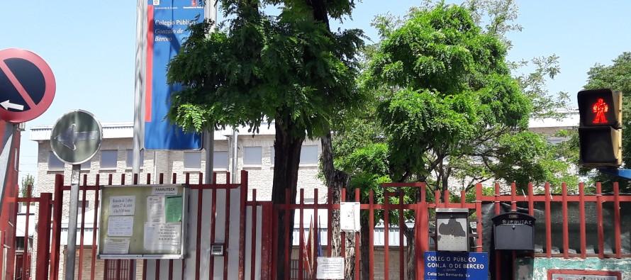 El Partido Popular exige la reparación urgente del Colegio Público Gonzalo de Berceo