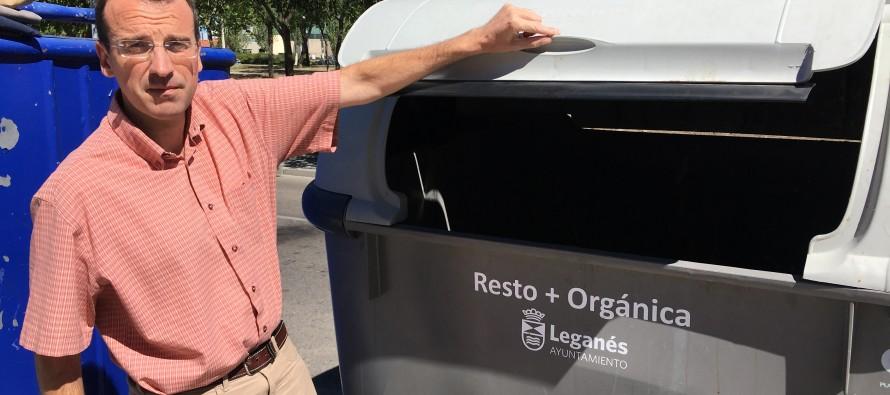 El PP exige la instalación de pedal en los contenedores de basura