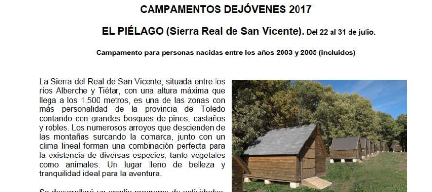 La pésima gestión del Alcalde provoca que a mediados de julio no sepamos que empresa organizará los campamentos de verano