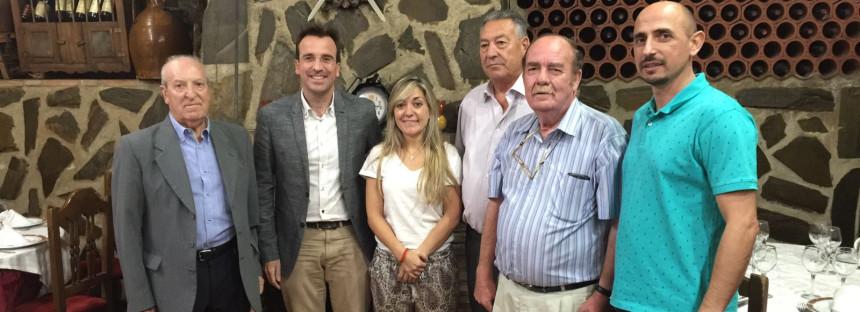 El PP se compromete con las Casas Regionales de Leganés para que se destinen recursos económicos con el fin reformar sus sedes
