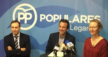 La inoperancia del Gobierno Municipal del PSOE-IU deja escapar ayudas millonarias de la CAM a los polígonos industriales