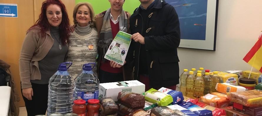 Éxito de la Gala Solidaria de NNGG del Partido Popular en beneficio de Las Voluntarias de San Vicente de Paul