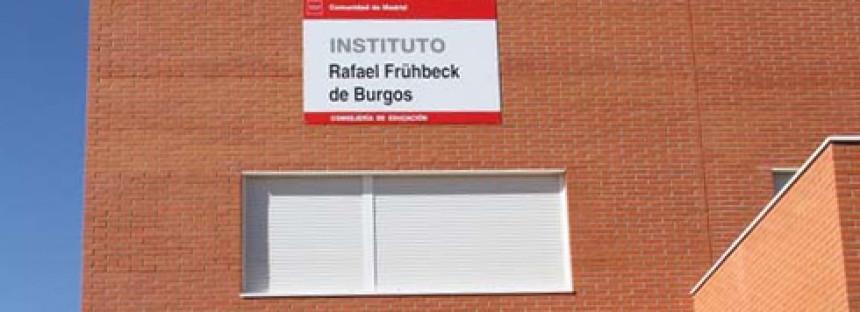 El PSOE de Llorente torpedea la ampliación del IES Rafael Frünhbeck de Burgos