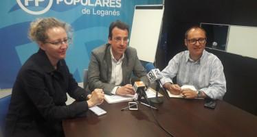 El Partido Popular de Leganés pide la mejora de los barrios Campo de Tiro y Quinto Centenario