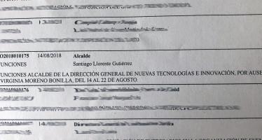 La Directora General de Informática da la espantada en pleno caos informático y el alcalde miente con descaro