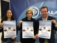 El Partido Popular presenta la IV Gala Solidaria de Navidad