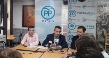 El Partido Popular  pedirá la reprobación del alcalde socialista por permitir una consulta ilegal en la vía pública sobre nuestro modelo de Estado