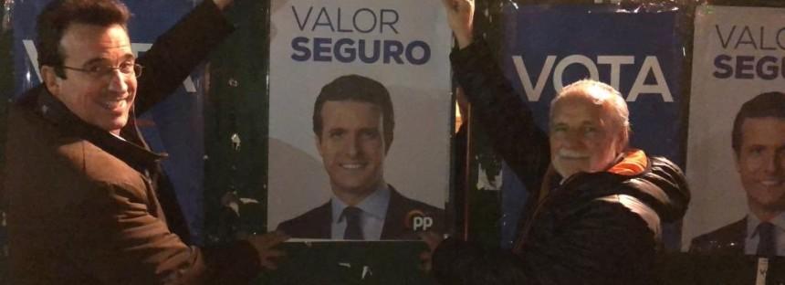 """Recuenco: """"El PP ganará las elecciones en Leganés, en la Comunidad de Madrid y en España"""""""