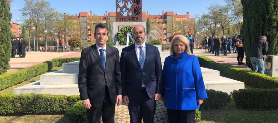 Recuenco dedicará un espacio público de Leganés a la memoria de Miguel  Ángel Blanco