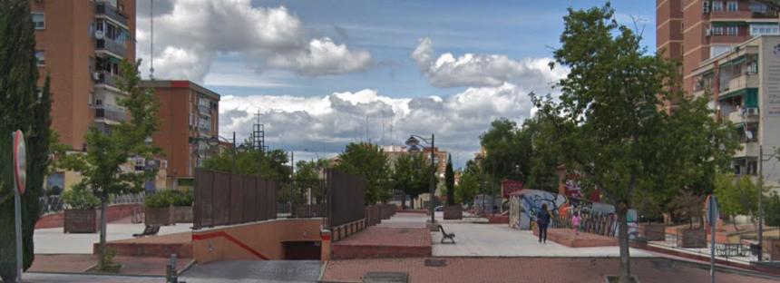 Recuenco proyecta un plan de renovación de plazas públicas de Leganés
