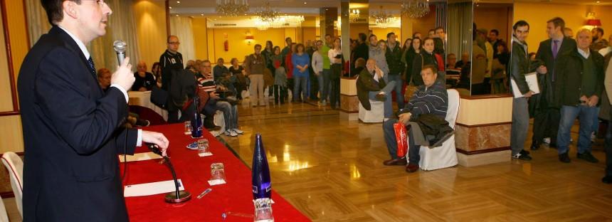 Recuenco tiene un plan para solucionar el problema de la vivienda en nuestra ciudad: 'Vive Leganés'
