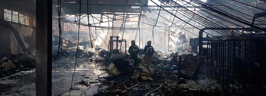 El PP pide los informes que acreditarán la negligencia y la mala fe de los socialistas que puso en riesgo la vida de los bomberos