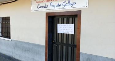 Recuenco exige a Llorente una solución inmediata para los usuarios del comedor 'Paquita Gallego'