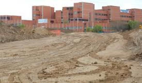 Llorente quiere gastarse 413.000 euros en ladrillo sin dar ninguna explicación al pleno