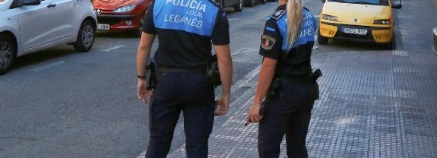 El alcalde socialista Llorente deja sin cubrir 58 vacantes en la plantilla de la Policía Local de Leganés