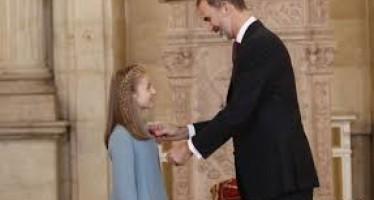 El Partido Popular propone al S.M el rey Felipe VI para recibir la medalla de oro de la Villa de Leganés