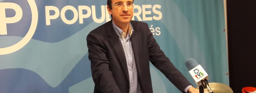 El PP de Leganés reclama a Sánchez un fondo de 40.000 millones para que las entidades locales afronten la crisis del Covid