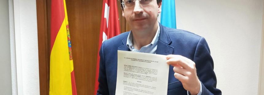 El Partido Popular presenta una denuncia al alcalde socialista Llorente por un presunto delito de prevaricación