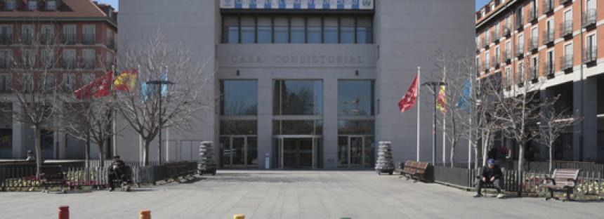 El PP propone que el Ayuntamiento destine la subvención al CD Leganés a la compra de mascarillas