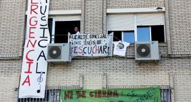 La enésima negligencia del socialista Llorente aboca al cierre a la escuela-conservatorio de música