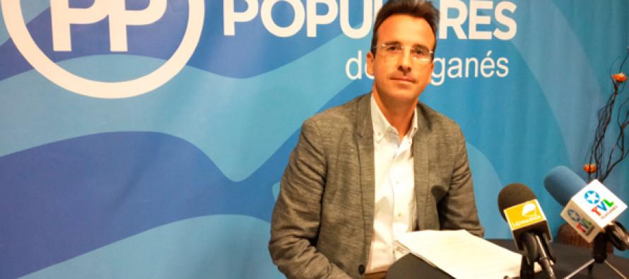 El PP pide a Llorente que reclame al Estado usar el superávit de Leganés para paliar la crisis del coronavirus