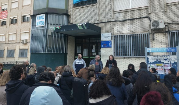 El socialista Llorente no paga las becas a los alumnos de la escuela-conservatorio de música