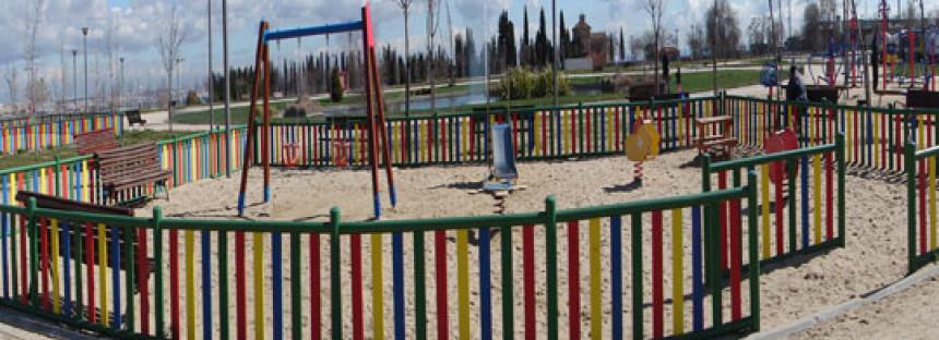 El Partido Popular propone al alcalde socialista Llorente que limpie y desinfecte a diario las áreas infantiles de Leganés