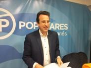 El PP presenta alegaciones para destinar dos millones de euros más para ayudas sociales y uno para pymes y autónomos