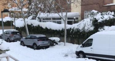 Llorente ignoró la instrucción de Ayuso de comprar suficiente sal ante posibles nevadas