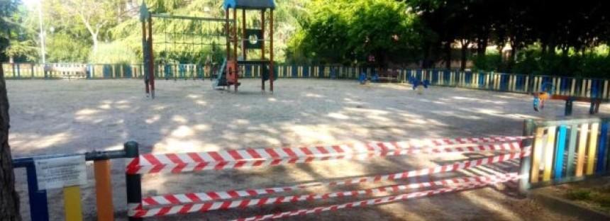 El Partido Popular pide al alcalde LLorente que reabra los parques todavía cerrados tras el paso de 'Filomena'