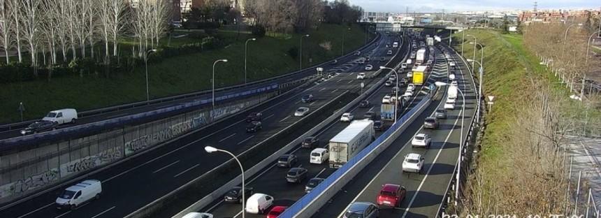 Ir de Leganés a Madrid en coche costará hasta 720 euros con los peajes de Sánchez